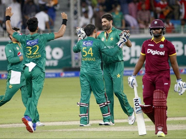 Sohail Tanvir Pakistan West Indies
