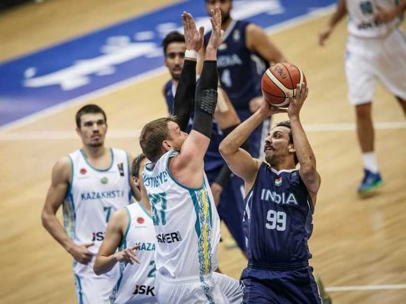 India Beat Kazakhstan to Secure Place in FIBA Asia Challenge Quarter-Finals