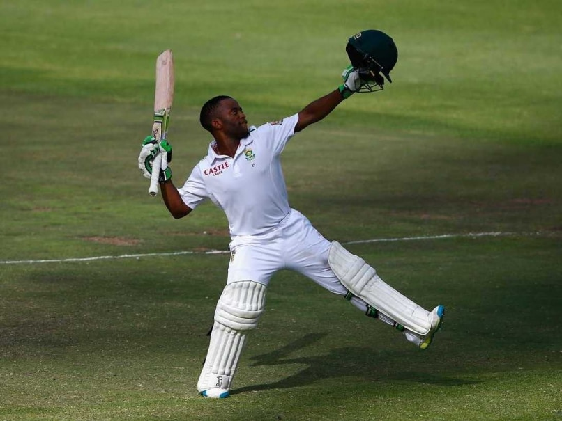 South Africa 354-5 in ODI vs. Ireland; Bavuma 113 on debut