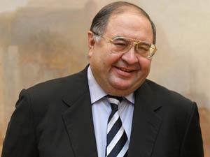 Usmanov unhappy with Arsenal's selling policy