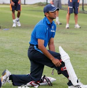 Dravid: Wall on the field; Wonderwall off it