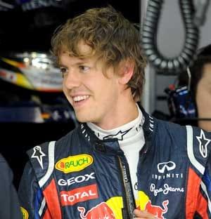 Sebastian Vettel (file photo)