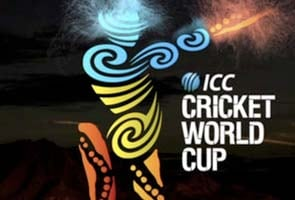 ICC announces 2015 Cricket World Cup fixtures: India, Pakistan in same pool