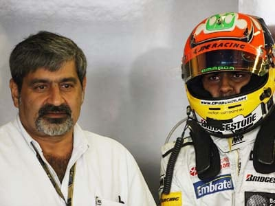 Vicky Chandhok steps down as chief of India's motorsports body