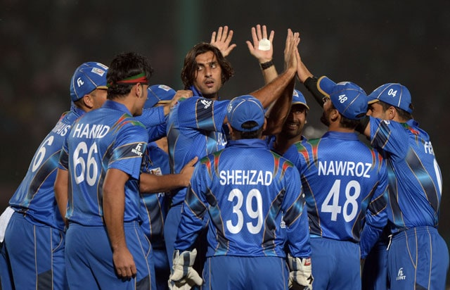 Asia Cup Live Cricket Score: Afghanistan team