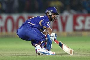 CLT20 Live Cricket Score: Ajinkya Rahane