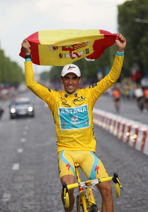 Contador cleared of doping charges