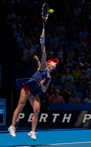 France into Hopman Cup final