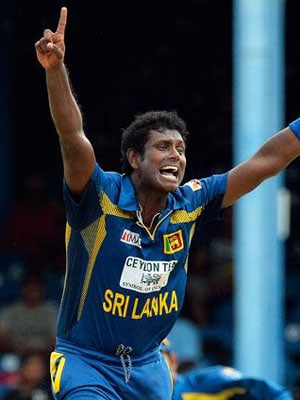 Tri-nation series: Angelo Mathews happy with team character as Lanka hope to roll over India