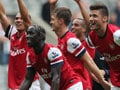 Arsenal seal Champions League berth, Fergie bows out