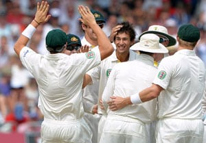 Australia Test team (file photo)