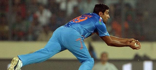 Live Cricket score, Ravichandran Ashwin