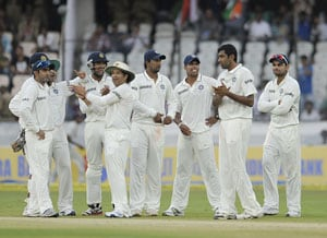 Indian Test team (file photo)