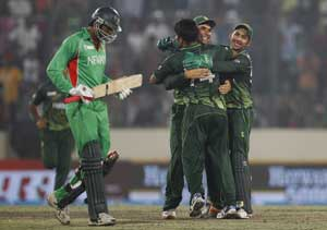 Pakistan unhappy over Bangladesh Asia Cup appeal