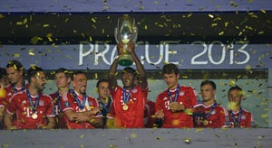 FC Bayern Munich see off Chelsea to win UEFA Super Cup on penalties