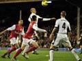 Zamora sinks Arsenal as Fulham fightback