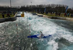 Spain loses legal bid to enter Olympic K2 event