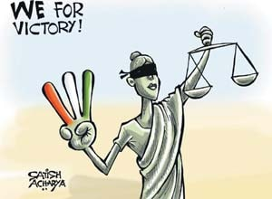 Illustration:Satish Acharya for Mid-day.com