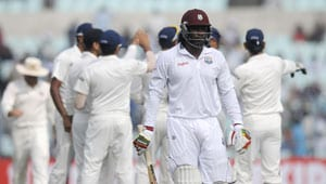 Live Cricket Score: Sachin's farewell series - India vs West Indies, Day 1