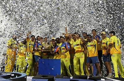 All About Indian Premier League