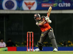 CLT20 live cricket score: Sunrisers Hyderabad vs Titans