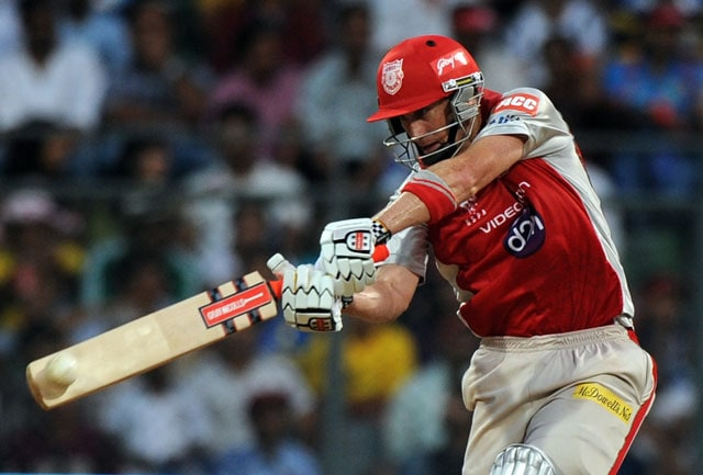 David Hussey for Chennai Super Kings