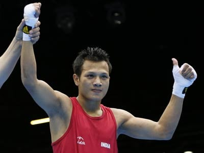 Indian Boxers Begin Medal Hunt on Day 2