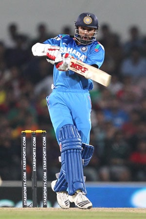 Want to continue with this good habit of scoring tons, says Shikhar Dhawan