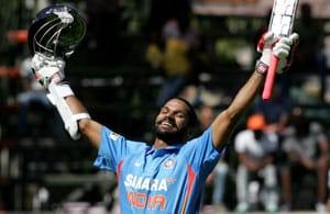 India vs Zimbabwe Live Cricket Score: Shikhar Dhawan scores 3rd hundred