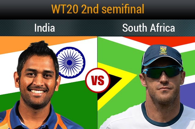 Live cricket score, India vs South Africa