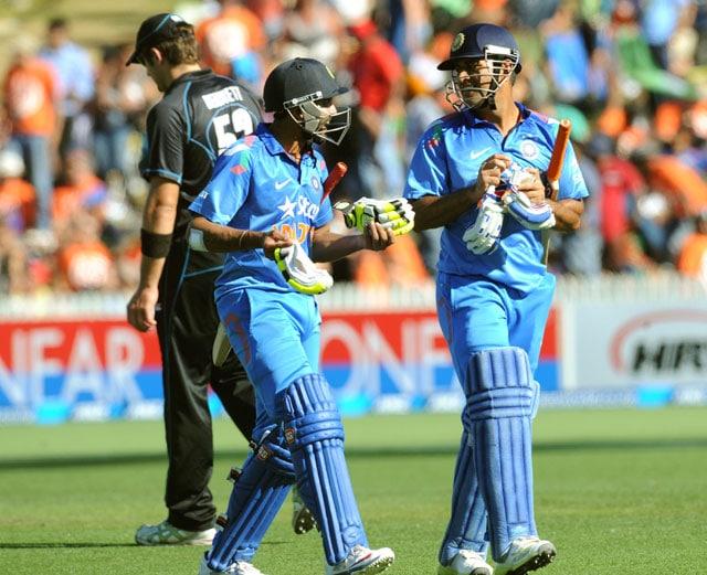 Live cricket score: India vs New Zealand 5th ODI