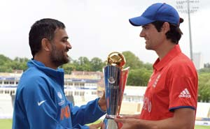 Champions Trophy final emerges highest-rated ODI of the year