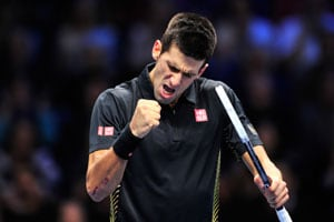 Djokovic retains No.1 ranking, Nadal slips out of top four