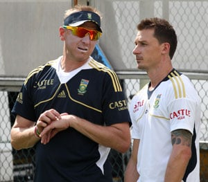 Alan Donald and Dale Steyn