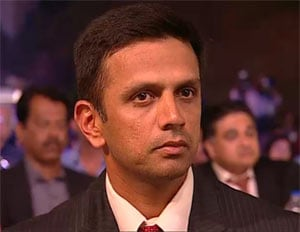Rahul Dravid (file photo)