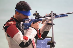 CWG 2014: Sanjeev Rajput Wins Silver, Gagan Narang Bags Bronze in 50m Rifle 3 Positions