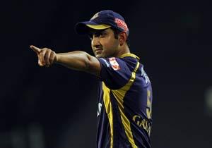 IPL 6: Gautam Gambhir says no harsh words exchanged with Rahul Dravid, I respect him