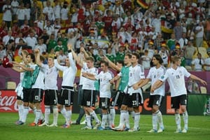 Gifted, yes, but are Germany destined to win?