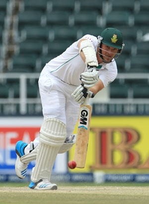 Live cricket score India vs South Africa - Graeme Smith