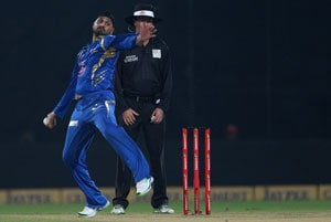 CLT20 Live Cricket Score: Harbhajan Singh