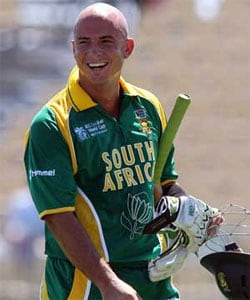 Herschelle Gibbs Arrested for Drunk Driving: Report