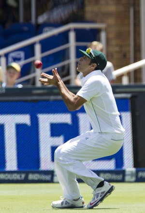 Live cricket score India vs South Africa - Imran Tahir