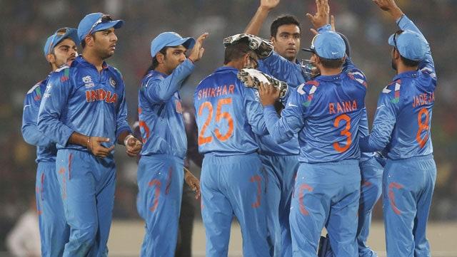 Live cricket score, India
