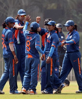 India Women Lose First ODI Against South Africa