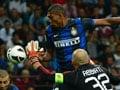 Ten-man Inter claim 50th Milan derby win in Serie A