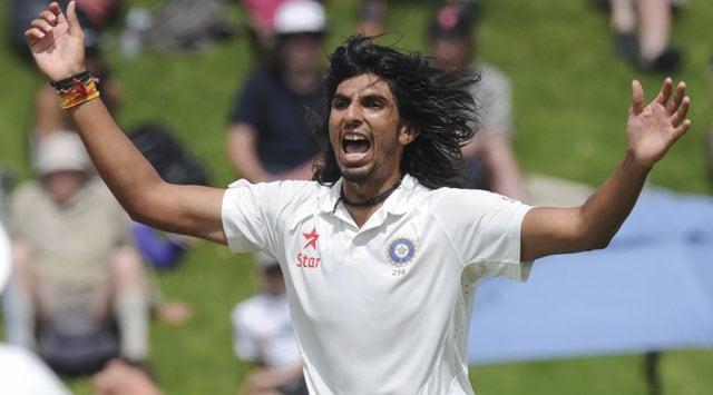 Live cricket score, New Zealand vs India, Ishant Sharma