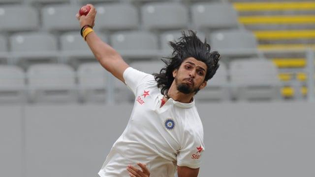 Live cricket score, Ishant Sharma