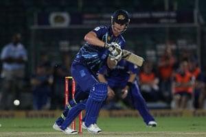 CLT20 Live Cricket Score: James Neesham