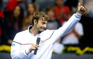 Caddie Juan Carlos Ferrero Gets Tips From Sergio Garcia
