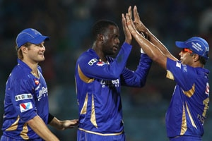 CLT20 Live Cricket Score: Kevon Cooper, Rahul Dravid and Shane Watson